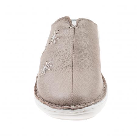 Saboti confort dama Sand 2983