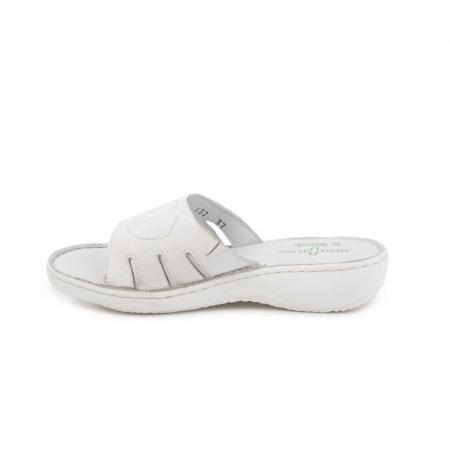 Papuci confortabili dama Medline Alb 137 [2]