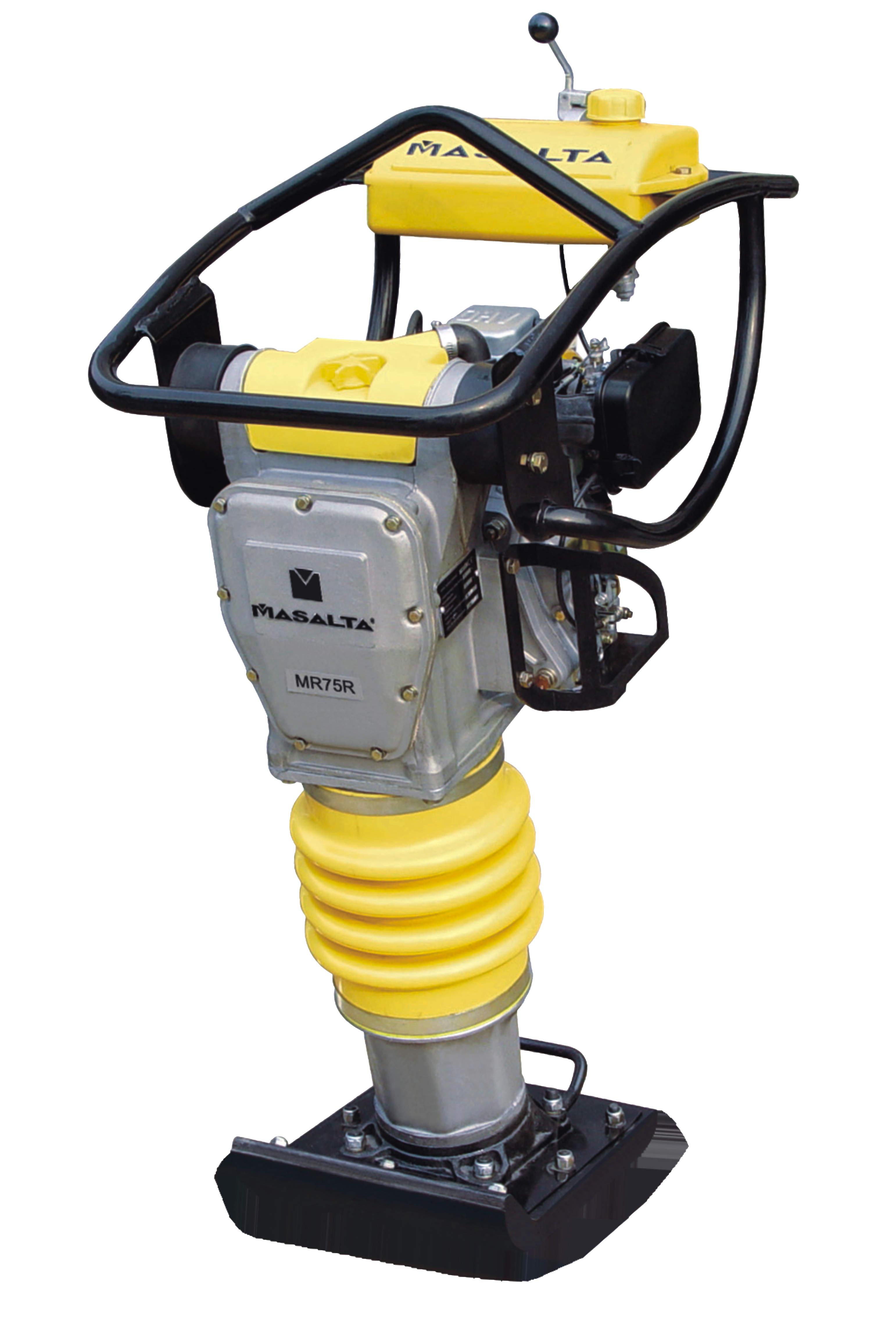 Masalta MR75R Mai compactor, Robin EH12-2D, benzina [1]