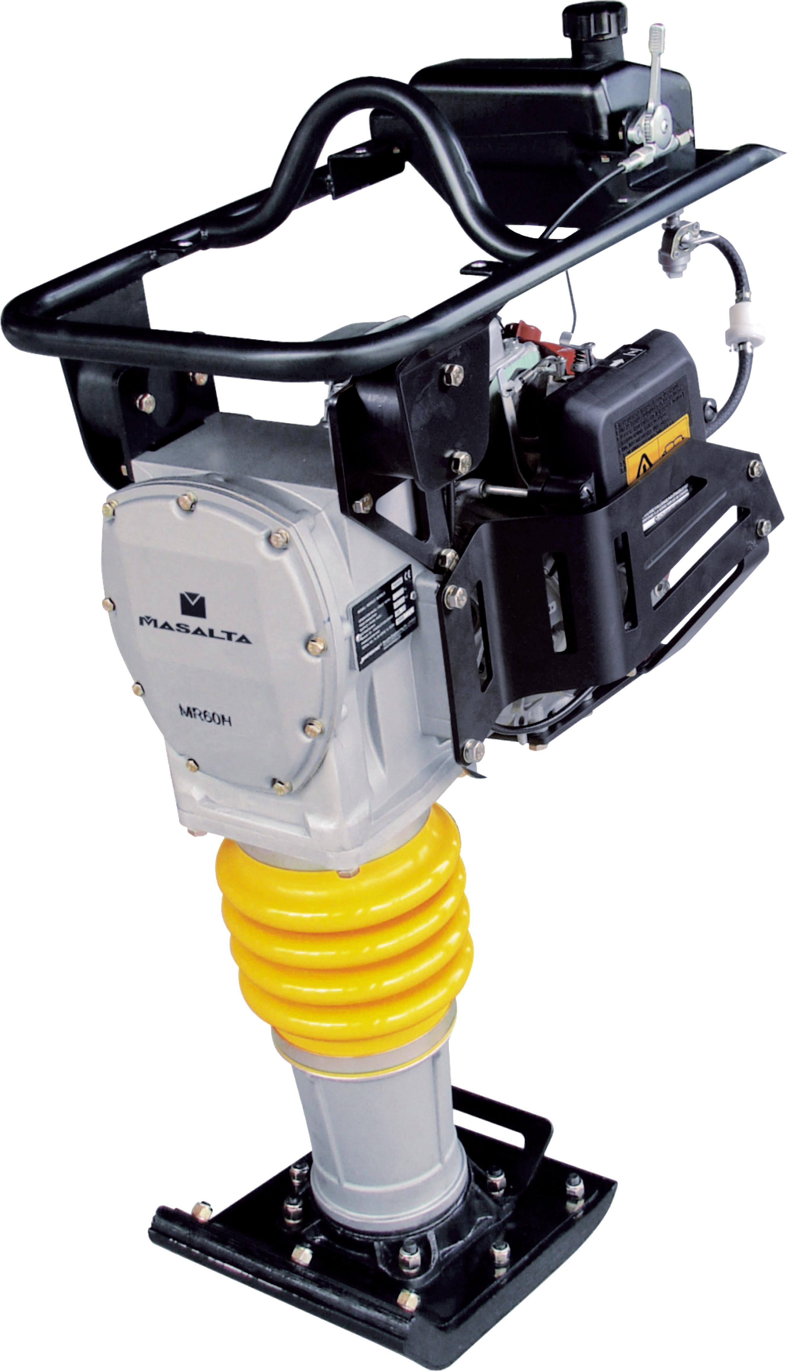 Masalta MR60H Mai compactor, Honda GX100, benzina 1