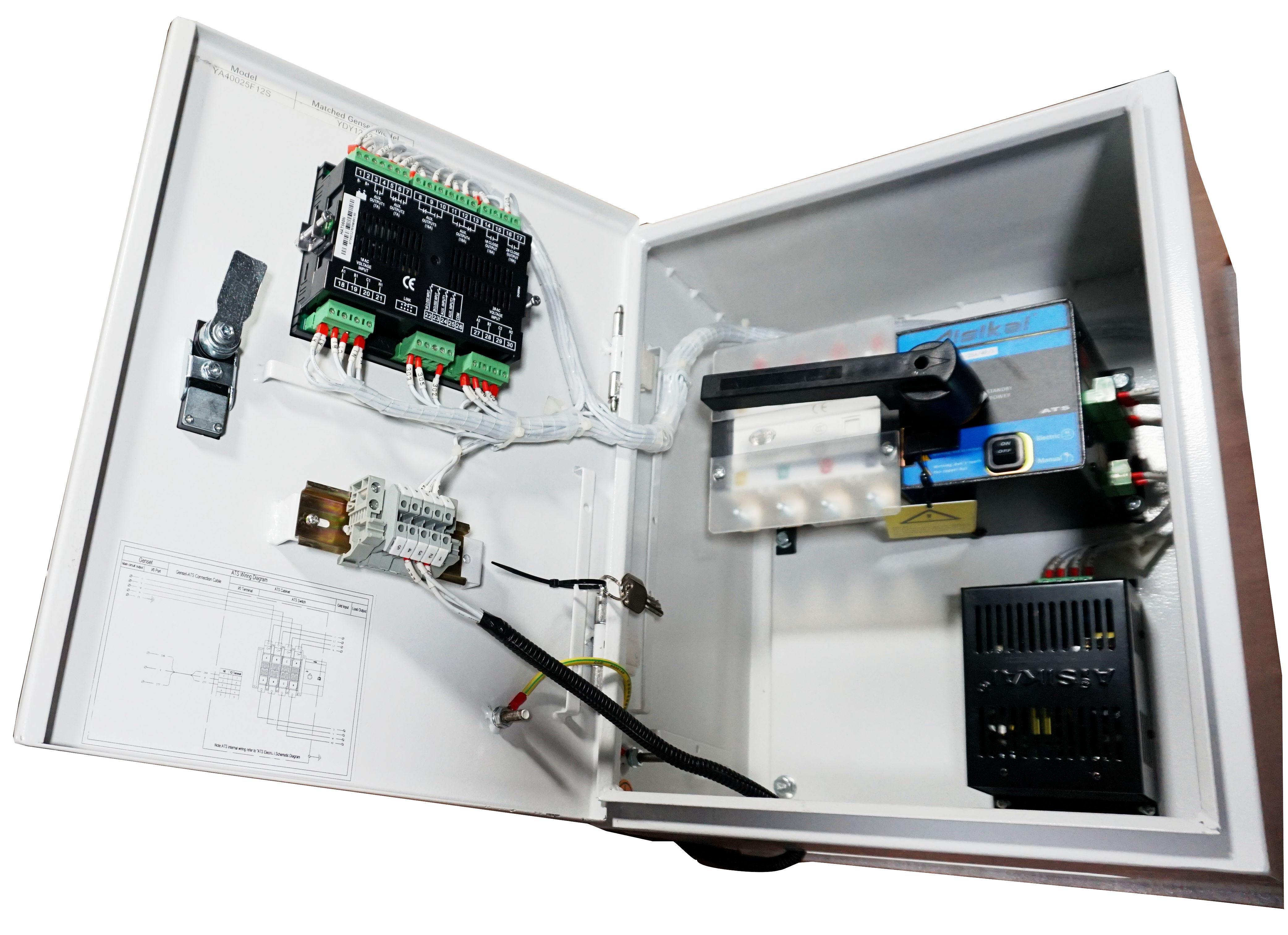 Stager YA40025F12S automatizare trifazata 25A 1