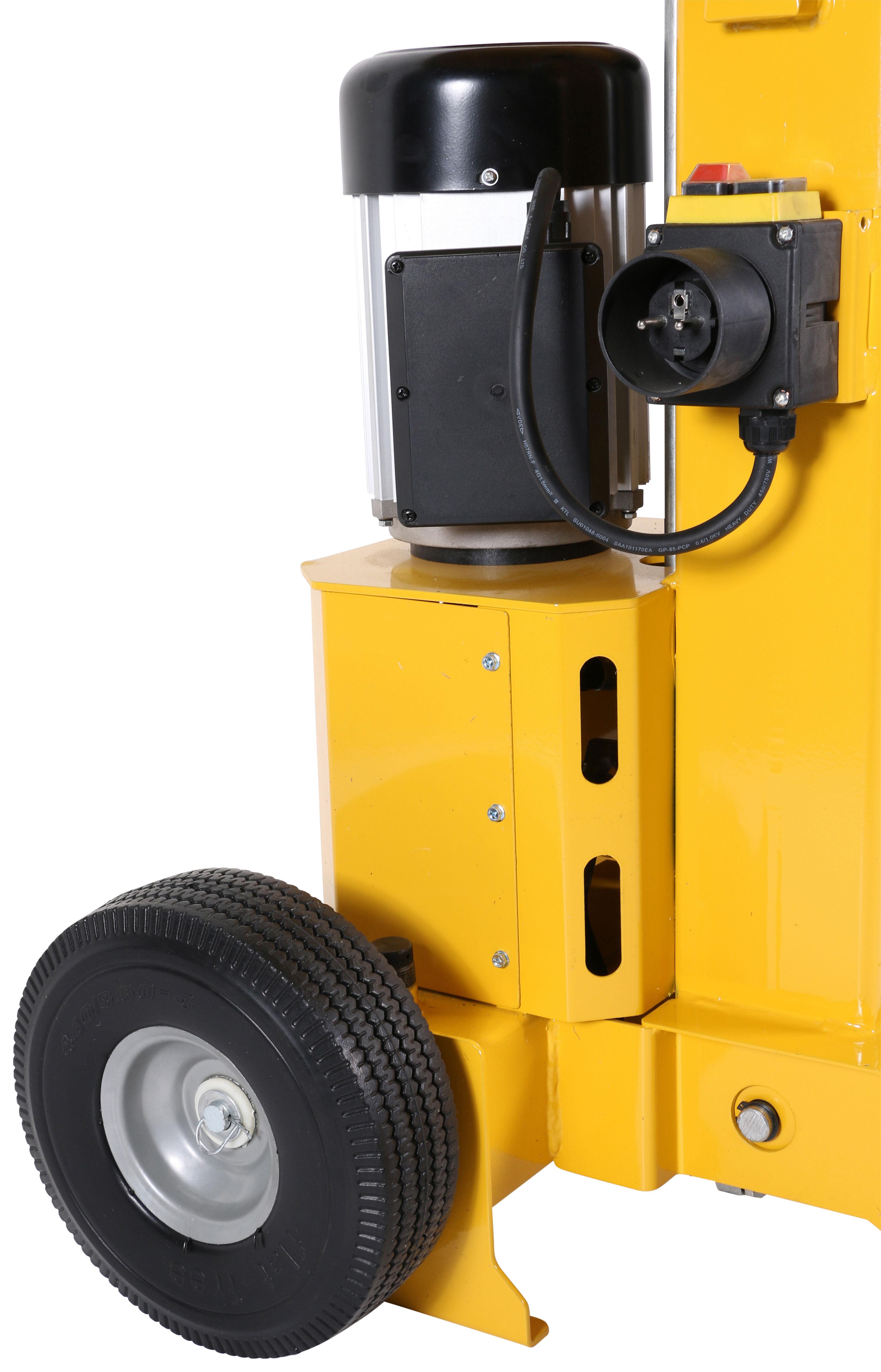 Texas Power Split 820V despicator electrohidraulic 8 tone, motor electric monofazat 3500W, lungime maxima bustean 50cm 2
