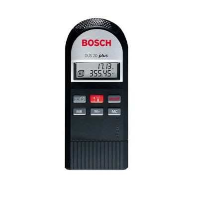 Bosch DUS 20 Plus telemetru cu ultrasunete 0