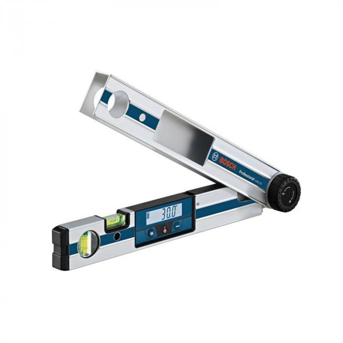 Bosch GAM 220 Goniometru, 0-220gr, precizie unghi 0.1, precizie nivele 0.05 [0]