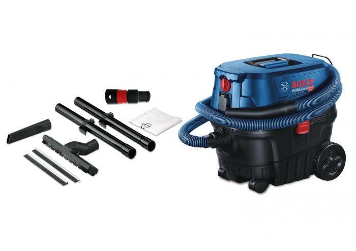 Bosch GAS 12-25 PL Aspirator, 1350W, 21L 1