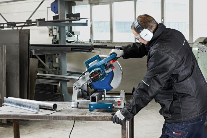 Bosch GCD 12 JL Debitator metal, 2000W, 110mm 0
