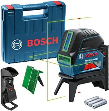Bosch GCL 2-15G + RM1 Nivela laser cu puncte si linii, 15m, precizie 0.3 mm/m 2