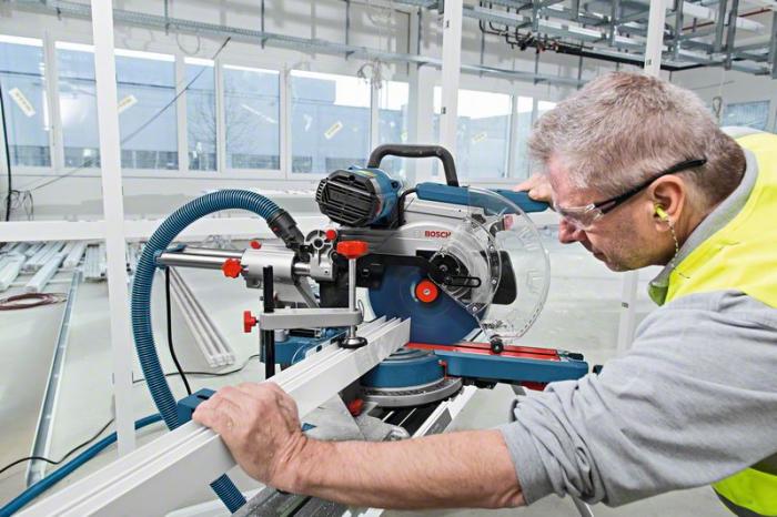Bosch GCM 350-254 Ferastrau circular stationar cu sanie de glisare, 254mm [2]