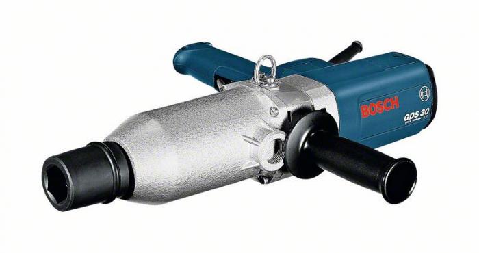 "Bosch GDS 30 Masina de insurubat cu impact, 920W, 1000Nm, Patrat exterior 1"" 0"