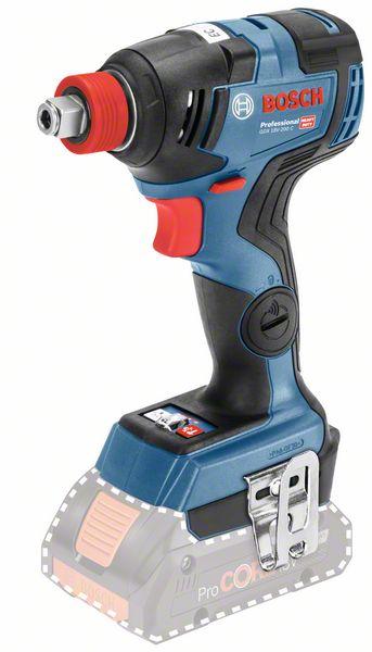 Bosch GDX 18V-200 C (solo) Masina de insurubat cu impact brushless, Li-Ion, 200Nm, fara acumulator in set 0