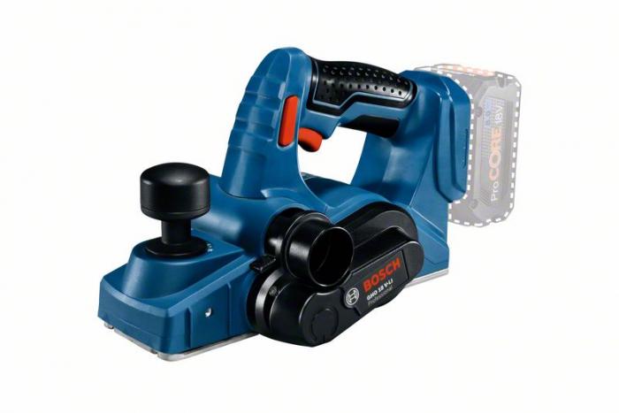 Bosch GHO 18V-LI Rindea electrica cu acumulator, 18V, L-Boxx 238 (solo) 2