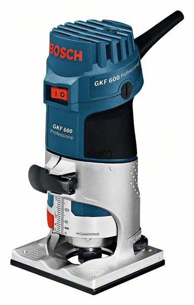 Bosch GKF 600 Masina de frezat muchii, 600W, bucsa 6-8mm [0]