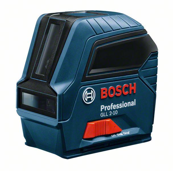 Bosch GLL 2-10 Nivela laser cu linii, 10m, precizie 0.3 mm/m [0]