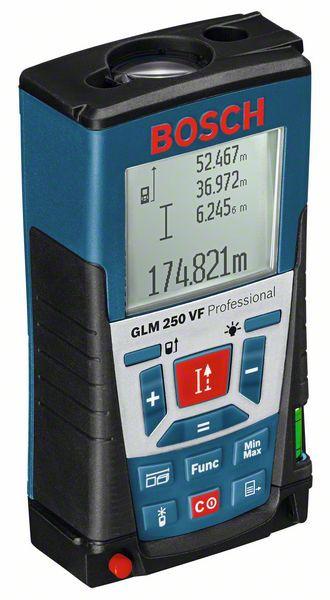 Bosch GLM 250 VF Telemetru laser, 250m, precizie 1 mm/m 0