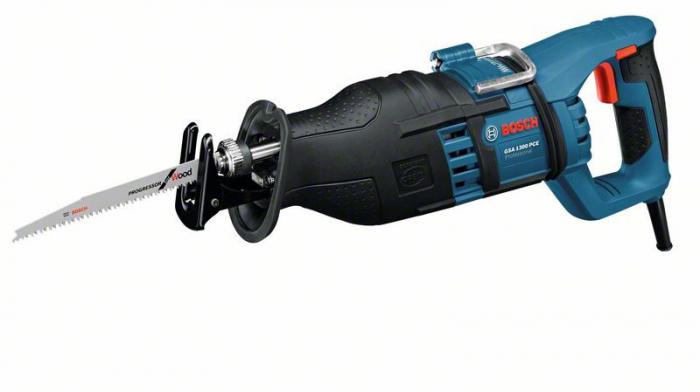 Bosch GSA 1300 PCE Ferastrau sabie, 1300W, 28mm 0