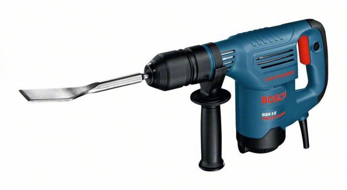 Bosch GSH 3 E Ciocan demolator 650W, 2.6J, SDS Plus 0