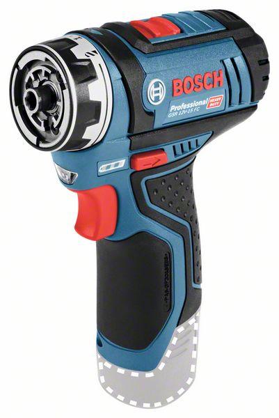 Bosch GSR 12V-15 FC Masina de gaurit si insurubat cu acumulator, 12V (solo) 0