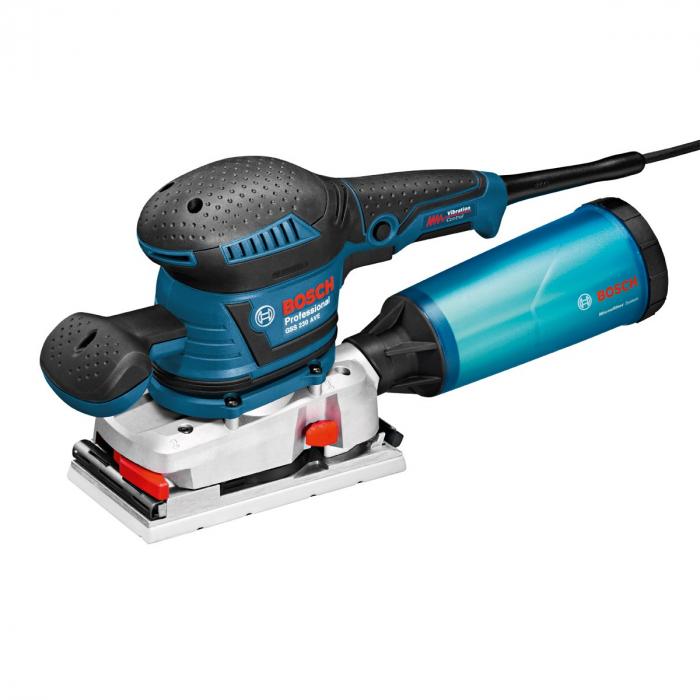 Bosch GSS 230 AVE Slefuitor cu excentric, 300W, 92x182mm [0]