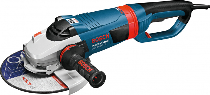 Bosch GWS 26-230 LVI Polizor unghiular, 2600W, 230mm 0