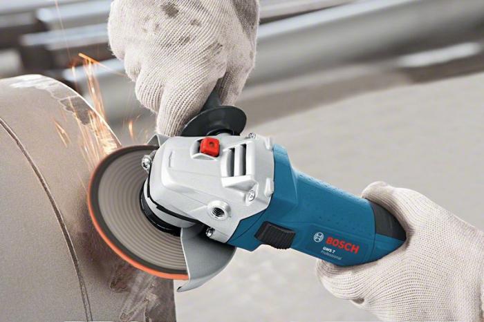 Bosch GWS 7-115 Polizor unghiular, 700W, 115mm [0]