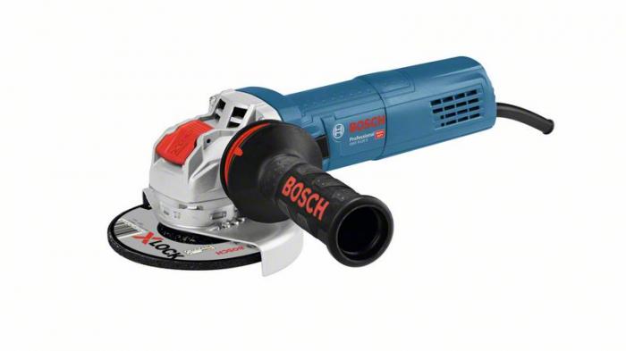 Bosch GWX 9-125 S X-LOCK Polizor unghiular, 900W, 125mm [0]