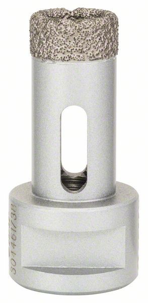 Carota diamantata Dry Speed Best for Ceramic pentru gaurire uscata 20x35mm [0]