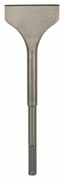 Dalta spatulata cu sistem de prindere SDS max 350x115mm [0]