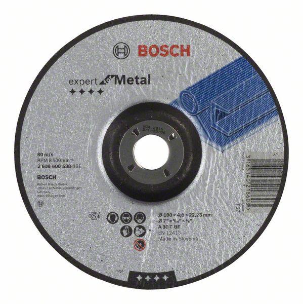 Disc de degrosare cu degajare Expert for Metal A 30 T BF, 180mm, 4,8mm [0]