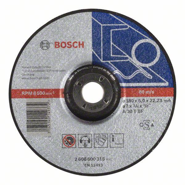 Disc de degrosare cu degajare Expert for Metal A 30 T BF, 180mm, 6,0mm [0]