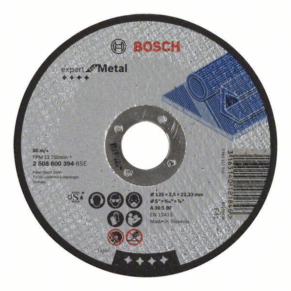 Disc de taiere drept Expert for Metal A 30 S BF, 125mm, 2,5mm [0]