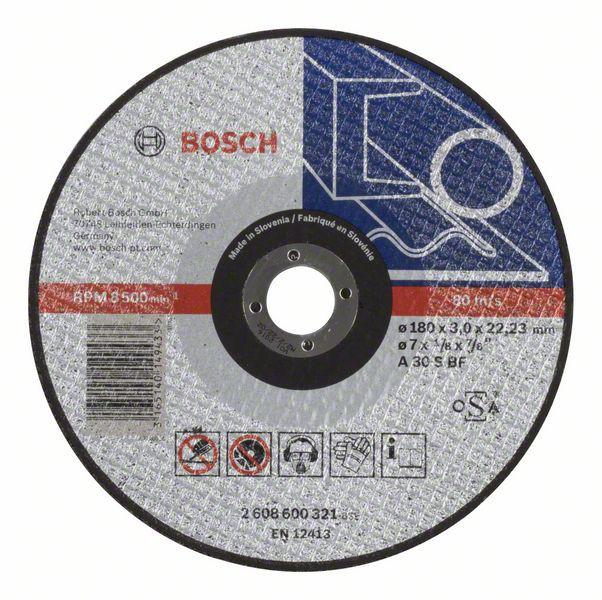 Disc de taiere drept Expert for Metal A 30 S BF, 180mm, 3,0mm [1]