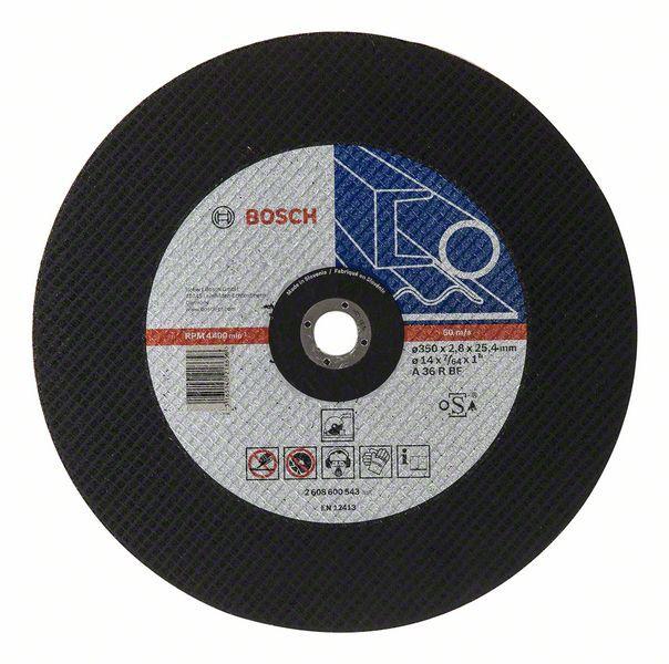 Disc de taiere drept Expert for Metal A 36 R BF, 355mm, 25,40mm, 2,8mm [0]