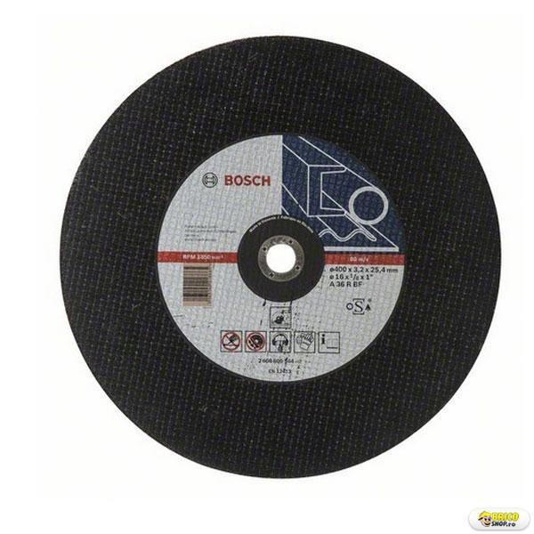 Disc de taiere drept Expert pentru metal 400x3.2mm [0]