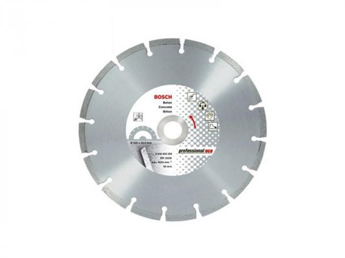 Disc diamantat 180mm pentru beton (inlocuit de 2608602654) [0]