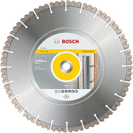 Disc diamantat Best universal 350x20.00x3.3mm 0