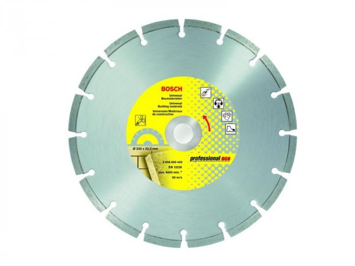 Disc diamantat Standard Universal 180mm (inlocuit de 2608615063) 0