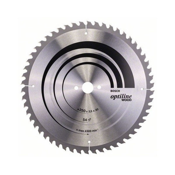 Disc Optiline Wood 350x30 Z54 [0]
