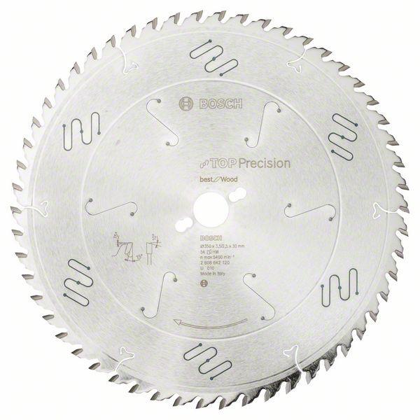 Disc pentru lemn Top Precision 350x30mm Z54 [0]