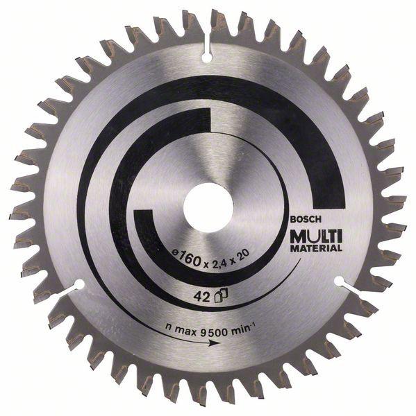 Disc pentru Multi Material 160x20 Z42 [1]
