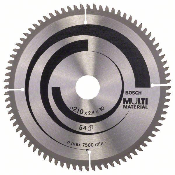Disc pentru Multi Material 210x30 Z80 [1]