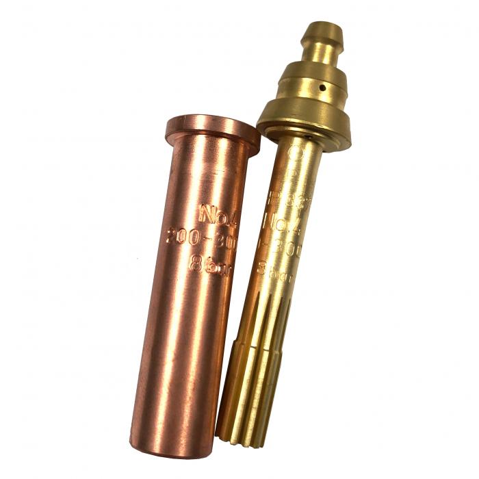 Duza COOLEX nr.4, 200-300mm, propan-butan / X511 [0]