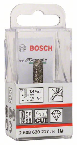Freza diamantata 7.2 mm pentru GTR 30 [0]