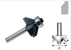 Freza pentru canale HM 40x4mm 0
