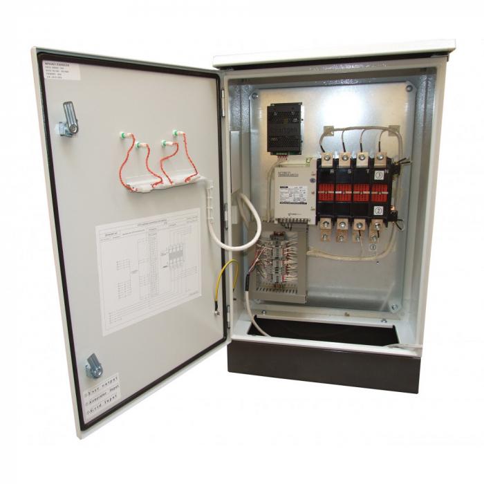 Kipor KPA40125DQ53A Automatizare generatoare 400V, 125A [0]