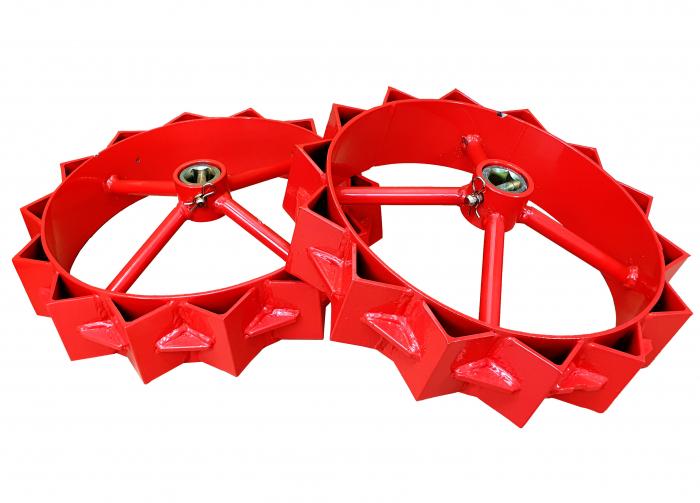 Kipor KTAi36 roti otel 400mm pentru motocultoare Kipor [1]