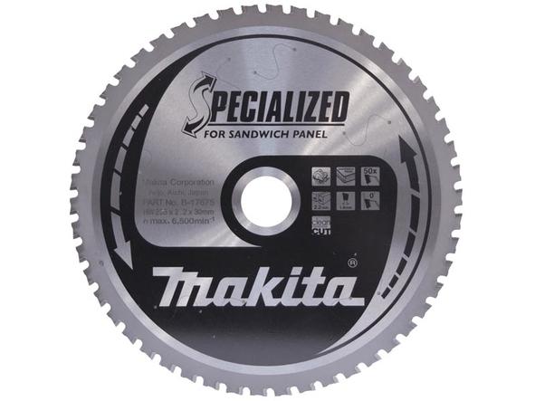 Makita B-17675 panza circular 235x30x50T panouri sandwich [0]