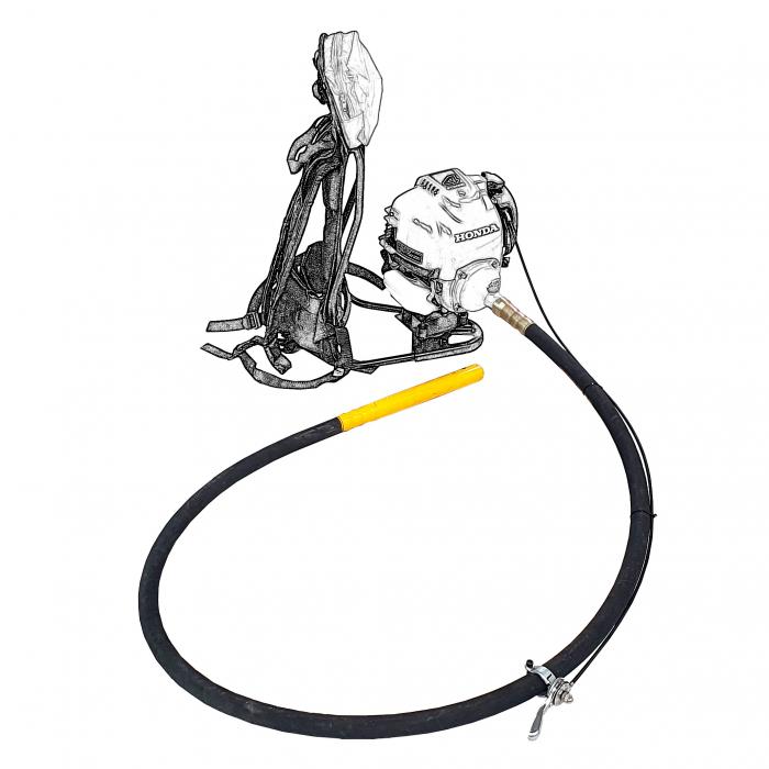 Masalta MPG3225 Lance vibratoare pentru motor MBP [1]