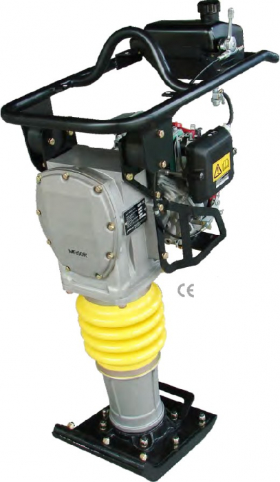 Masalta MR60R Mai compactor, Robin EH09, benzina 0