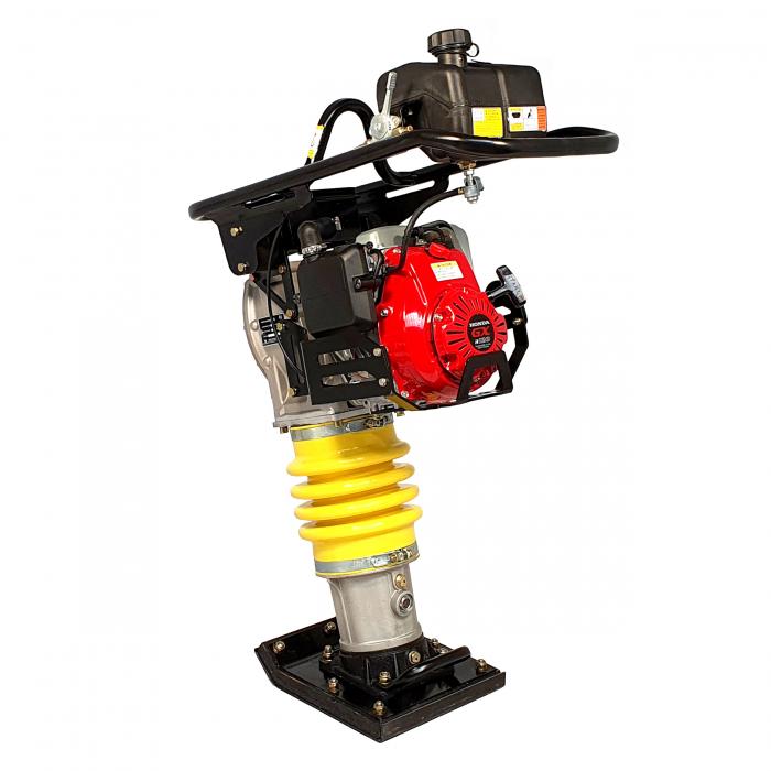 Masalta MR70H Mai compactor, Honda GXR120, benzina [1]