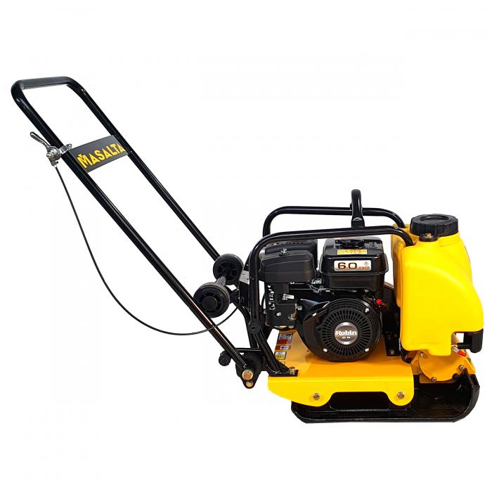 Masalta MSR90-3 Placa compactoare usoara, Robin EX17, benzina [0]